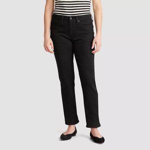Levi's® Women's Mid-Rise Slim Jeans 2M W26 L30